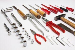 herramientas de taller mecanico